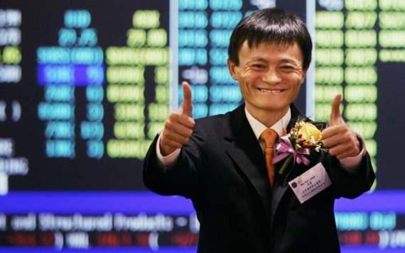 Into the hands of Jack Ma - Alibaba entrepreneur (China) Jack-ma